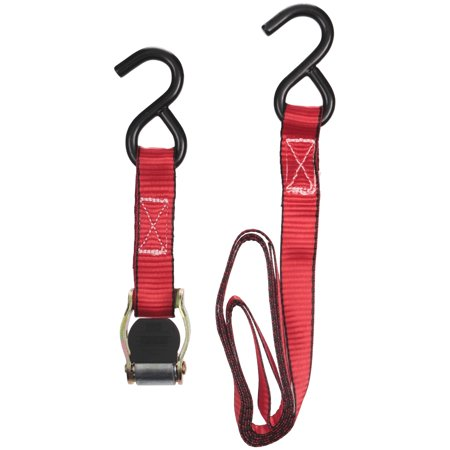 Ozark Trail® Outdoor Products 6 Ft. Cambuckle Tie-Downs 4 Ct Pack