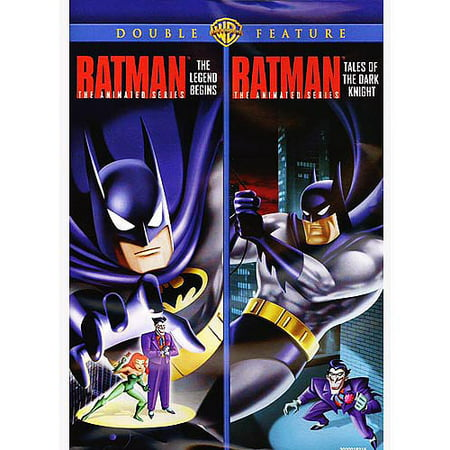 Batman: The Animated Series- The Legend Begins/Tales of the Dark Knight (Legends Of The Dark Knight Halloween Special)