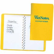 Ritchie W-50 WetNotes Notebook, 4-1/2