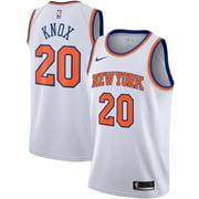 Kevin Knox New York Knicks Nike 2019/2020 Swingman Jersey - Association Edition - White