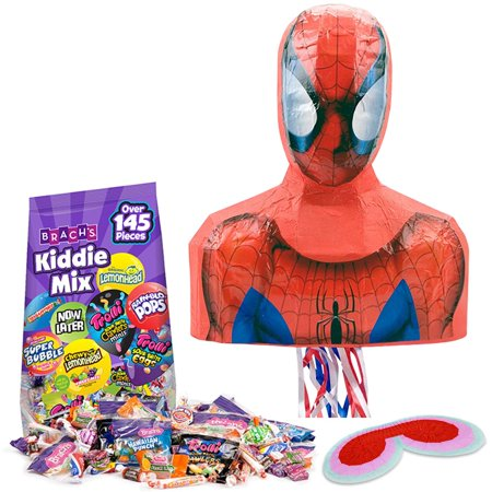 Spiderman Webbed Wonder Pinata Kit - Wonder Woman Pinata