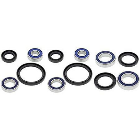 ALL BALLS All Bearing Kit for Front and Rear Wheels Yamaha