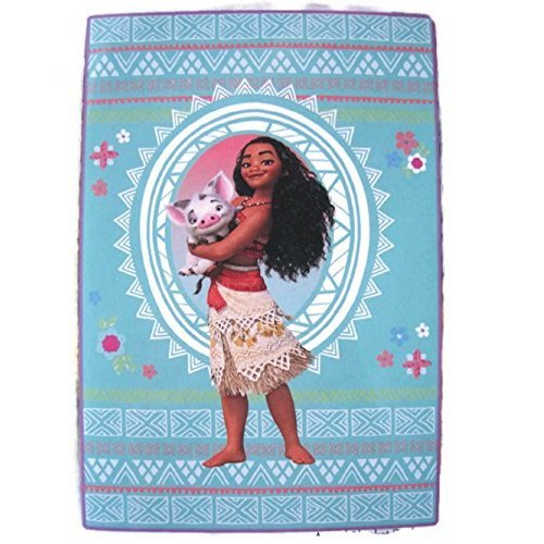 Disney Moana Plush Blanket 62 x 90