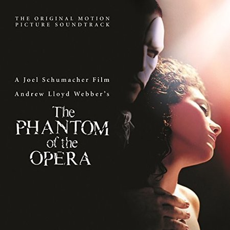 The Phantom of the Opera (Original Motion Picture Soundtrack) (CD)](Phantom Of The Opera Halloween Music)