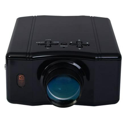 4000 Lumens HD 1080P Home Theater Projector 3D LED Portable SD HDMI AV USB