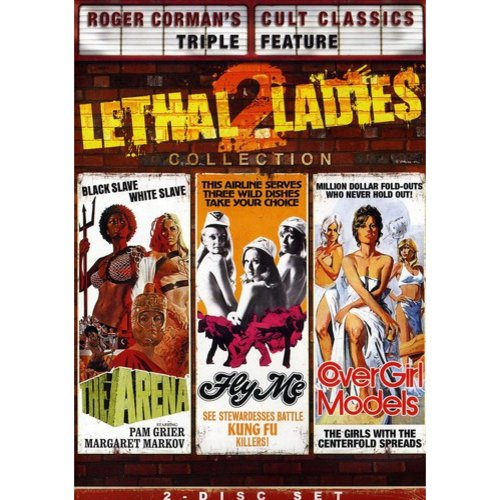 Roger Corman's Cult Classics: Lethal Ladies Collection, Vol. 2 (Full Frame)