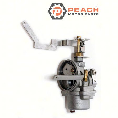 Peach Motor Parts PM-3F0031004M  PM-3F0031004M Carburetor Assembly; Replaces Nissan Tohatsu®: 3F0031004M, 3F0031003M, 3F0031002M, 3F0031001M, 3F0031000M, 309031001M, 309031000M, 3F0-03100-4