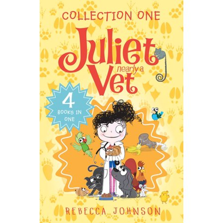 Juliet, Nearly a Vet collection 1 - eBook