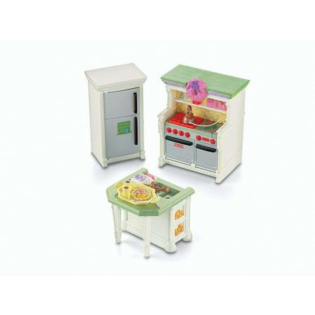 Fisher Price Loving Family Dollhouse Furniture Kitchen