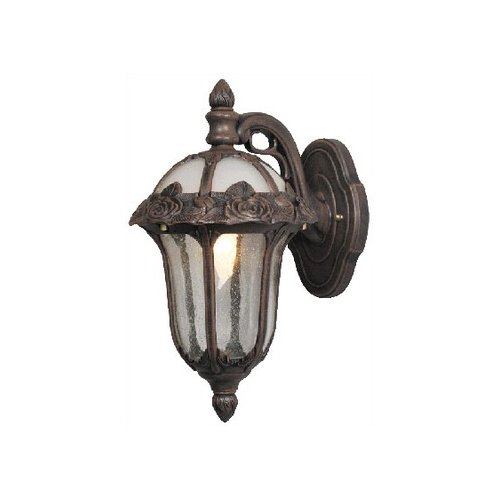 Special Lite Products Rose Garden 1 Light Wall Lantern