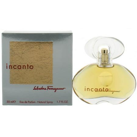Incanto by Salvatore Ferragamo for Women EDP Perfume Spray 1.7 oz. New in Box