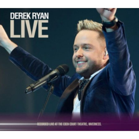 Derek Ryan Live (CD)