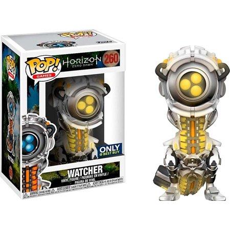 Funko Pop  Games Horizon Zero Dawn Watcher Action Figure  By Funko Pop Stormtrooper