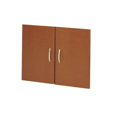 Auburn Door Kit - Auburn Maple Half Height Two Door Kit - Series C