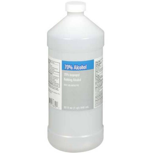 Image of 70% Isopropyl Rubbing Alcohol, 32 Oz