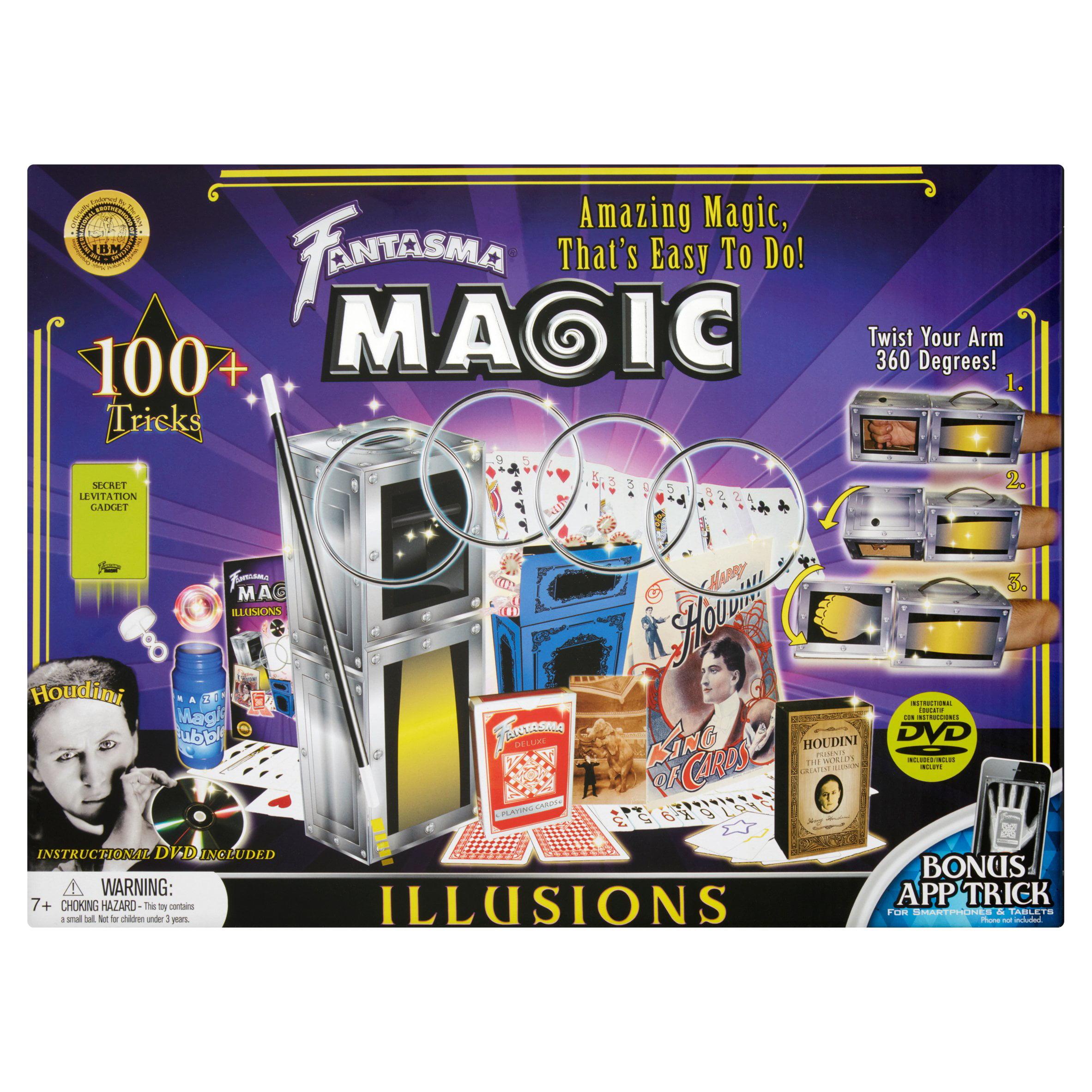 Fantasma Magic Illusions 100+ Tricks 7+