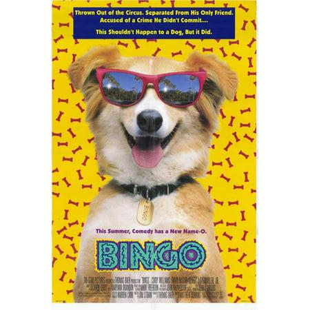 Bingo POSTER Movie (27x40)