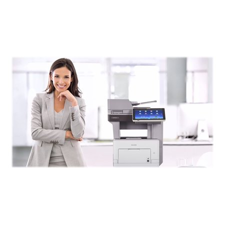 Ricoh MP 501SPF Mono Laser Multifunction Printer/Copier/Scanner/Fax Machine