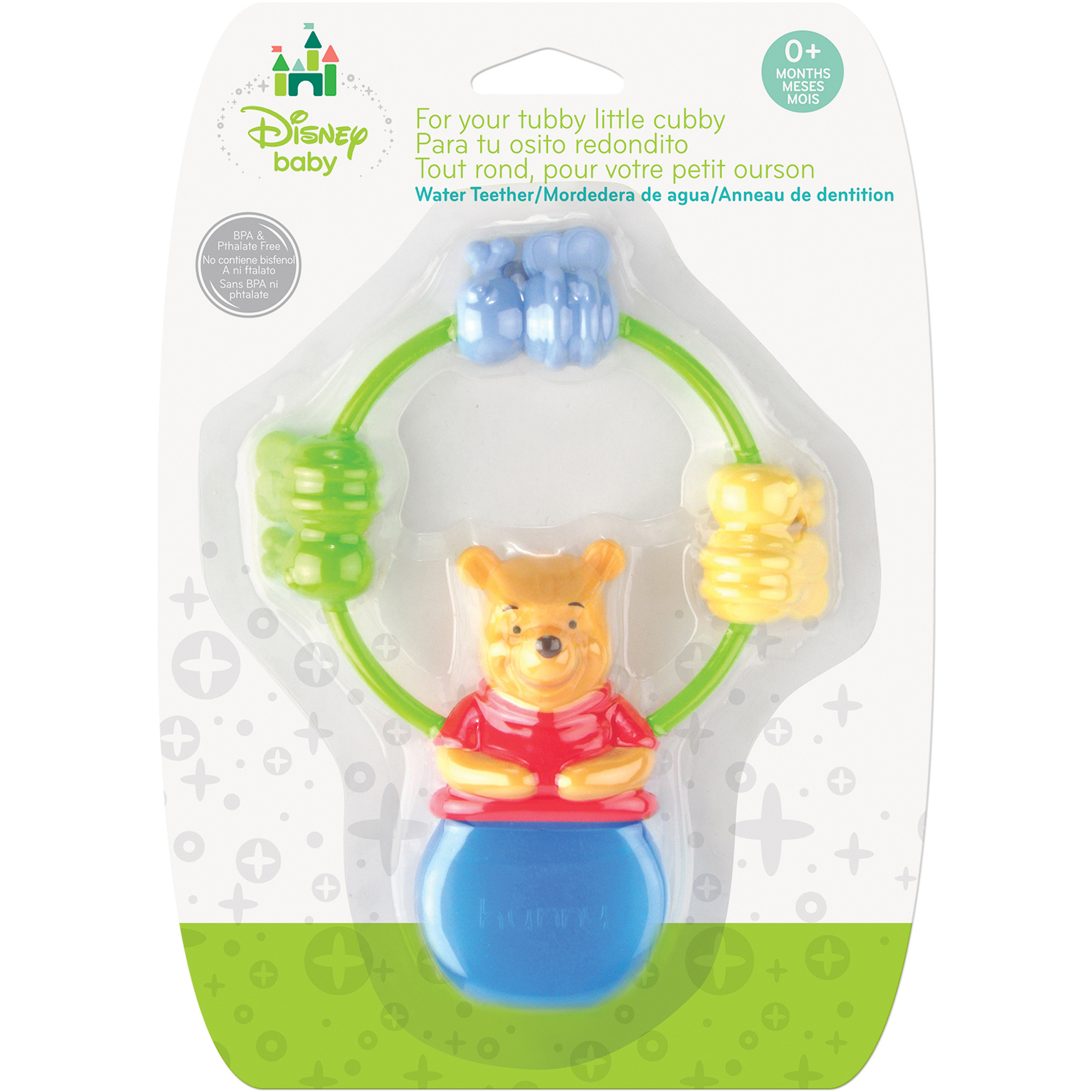 Kids Preferred Disney Baby Winnie the Pooh Water Teether