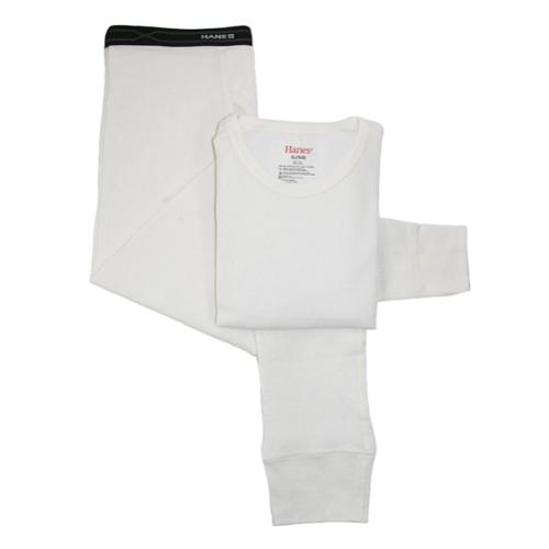 Hanes Boys' Thermal Underwear Set by Hanes