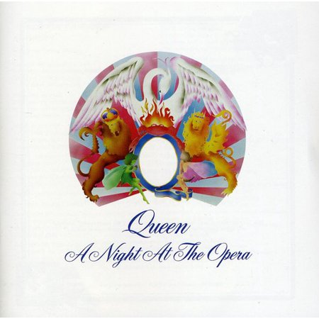 Queen - Night at the Opera (Best Unknown Opera Musics)