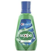 Crest Scope Classic Mouthwash, Original Formula, 1 L (33.8 fl oz)