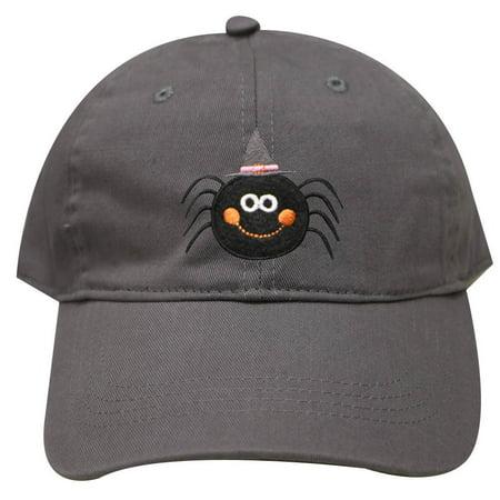 City Hunter C104 Halloween Cute Spider Cotton Baseball Caps - Dark Gray](Halloween City Printable Coupons)