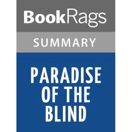 Paradise Of The Blind By Dương Thu Hương Summary Study Guide
