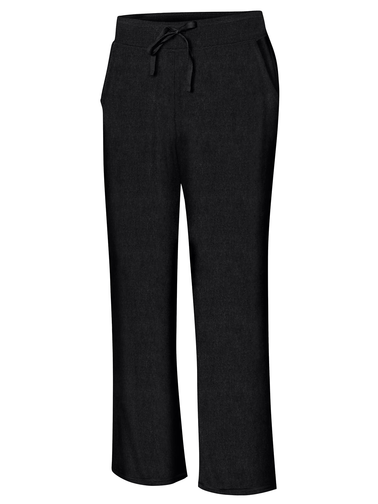 3d441c3b1f Hanes - Women s Athleisure French Terry Pant with Pockets - Walmart.com