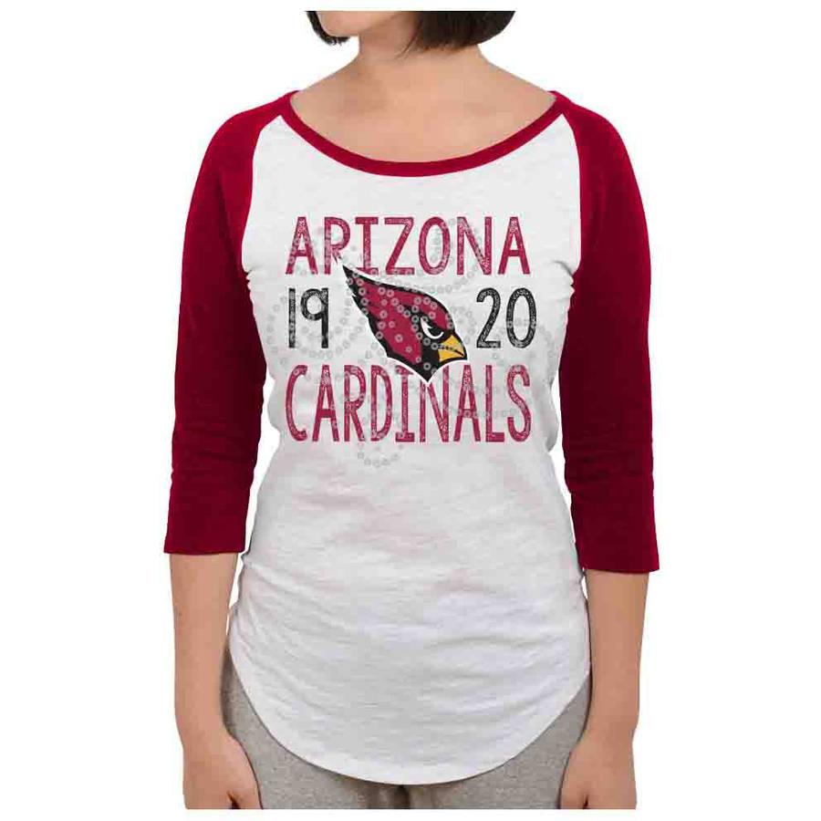 NFL Arizona Cardinals Juniors Long Sleeve Graphic Tee