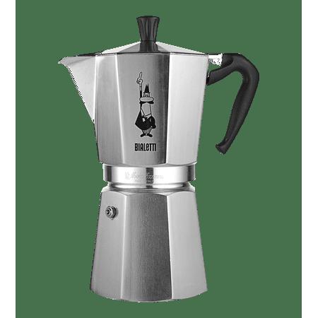 Bialetti 6801 Moka 9-Cup Stovetop Espresso Maker (Bialetti Moka Express 6801 9 Cup Espresso Machine)
