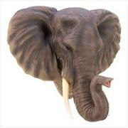 swm 12611 noble elephant wall d-cor