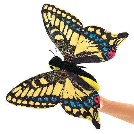 Swallowtail Butterfly Puppet by Folkmanis - 3029