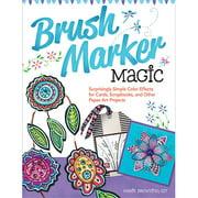Design Originals, Brush Marker Magic