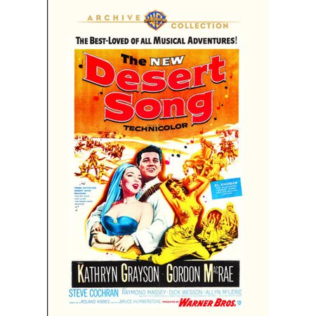 Song Dessert - The Desert Song (DVD)