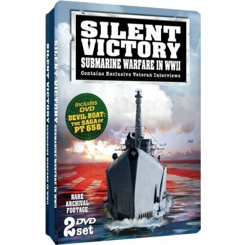 Silent Victory: Submarine Warfare In WWII (Collectible Tin Packaging)