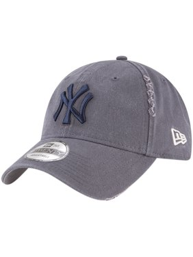 newest 599ec 19d33 Product Image New York Yankees New Era Rip Right 9TWENTY Adjustable Hat -  Gray - OSFA