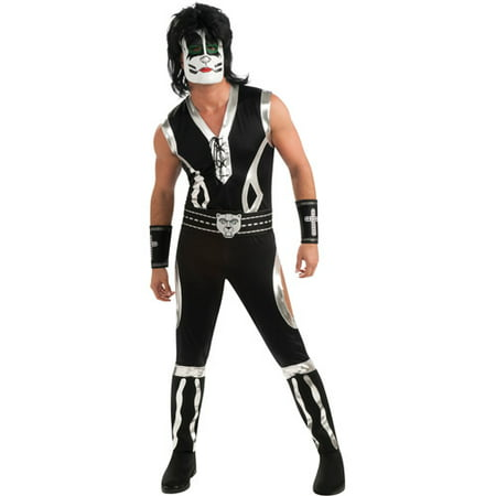 KISS The Catman Deluxe Adult Halloween Costume for $<!---->