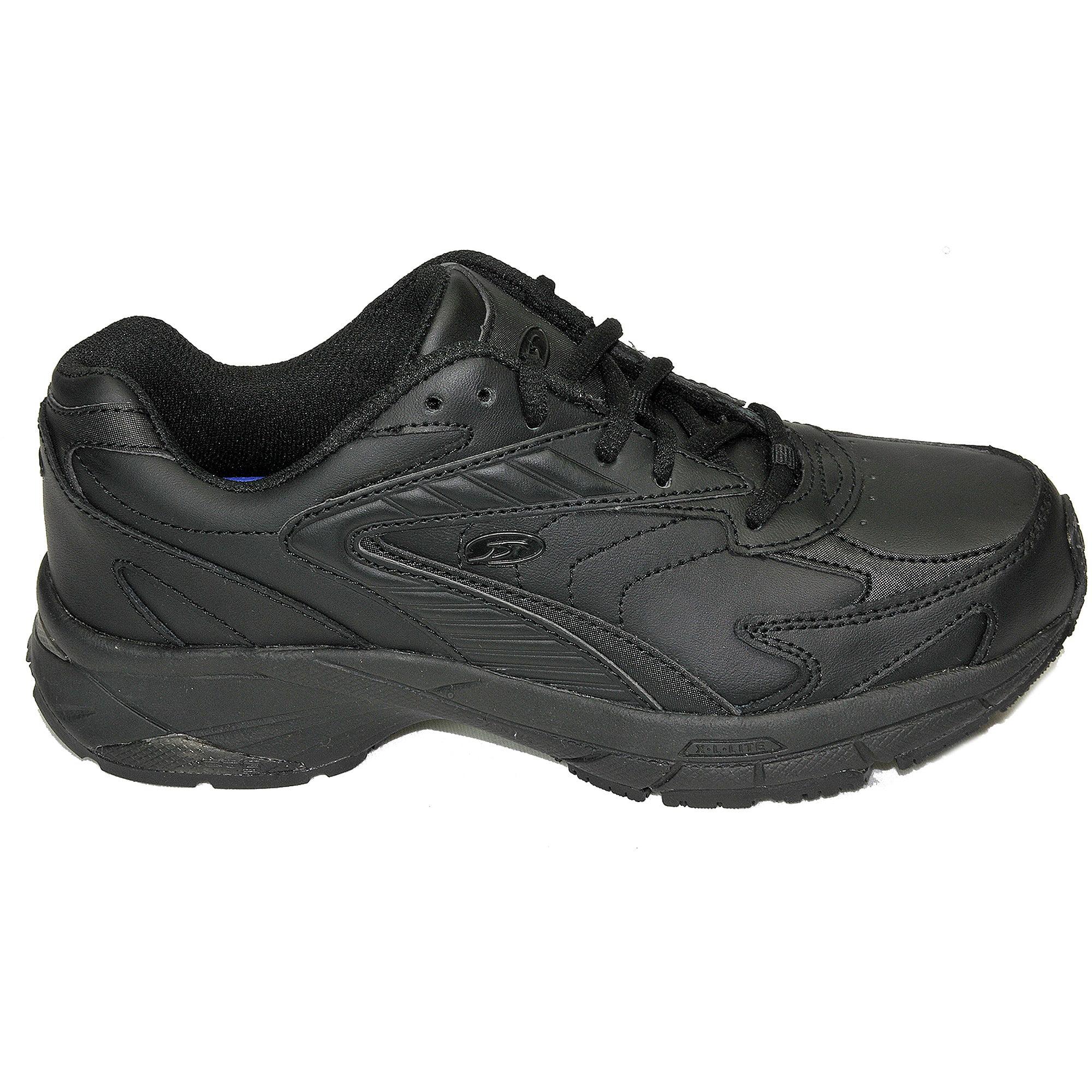 Keuka SureGrip Womens Cater Black Casual Slip Resistant Work Shoes - Walmart.com