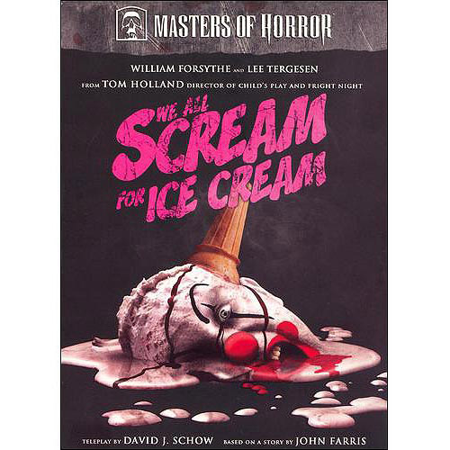 Masters Of Horror: We All Scream For Ice Cream (Widescreen)