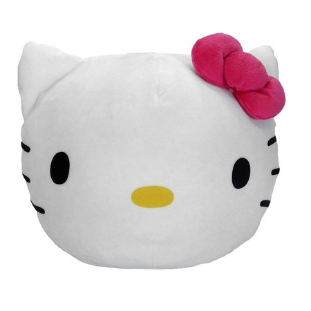 Hello Kitty Clouds 3D Ultra-Stretch Travel Cloud Pillow, 11