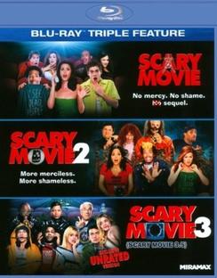 Scary Movie 1 3 Blu Ray Walmart Com Walmart Com