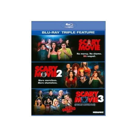 Scary Movie Collection (Blu-ray) - Not Too Scary Halloween Movies