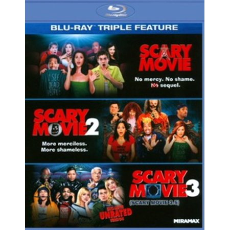 Scary Movie Collection (Blu-ray) - Best New Scary Halloween Movies