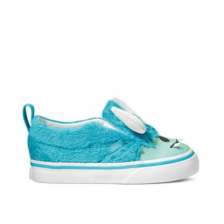 d5fbd9eb Vans Kids Baby Girl's Slip-On V Toddler Sneakers (8 Toddler)