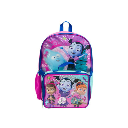 Vampirina Backpack With Lunch](Charizard Backpack)
