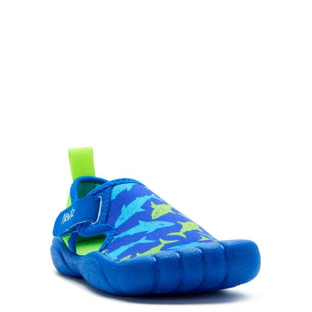 Newtz - Newtz Toddler Boys Shark Water Shoes - Walmart.com - Walmart.com