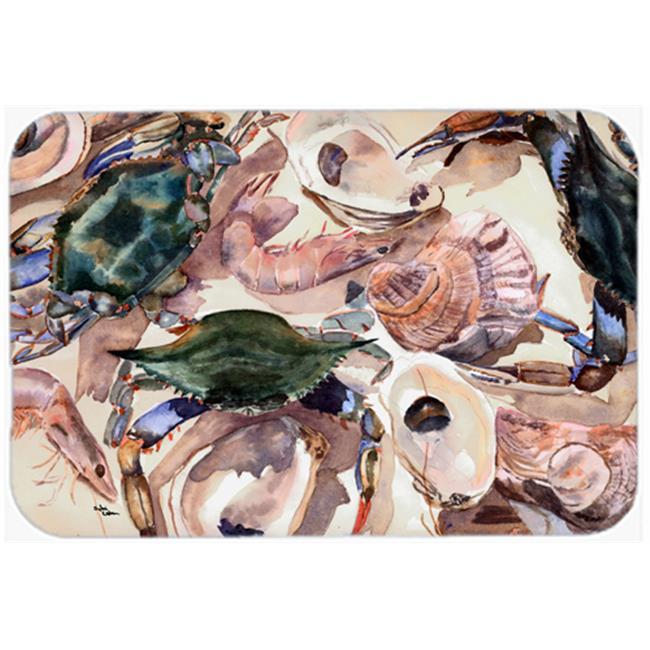 Carolines Treasures 8618CMT 20 x 30 in. Crab Kitchen Or Bath Mat - image 1 de 1