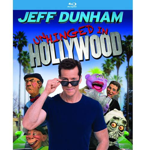Jeff Dunham: Unhinged In Hollywood (Blu-ray) MCABR61174256