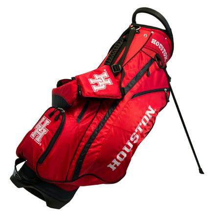 Team Golf NCAA Houston Cougars Fairway Golf Stand Bag